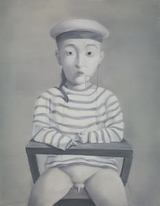 Gabriele Di Matteo after  Zhang Xiaogang