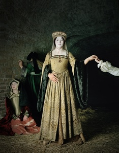 Existing in Costume, Anne Boleyn
