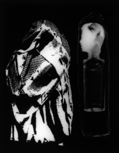 Reflection (from the series: Shemagh Mirage)
