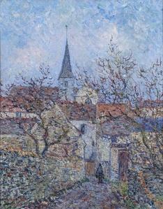 L'Église de Bennecourt