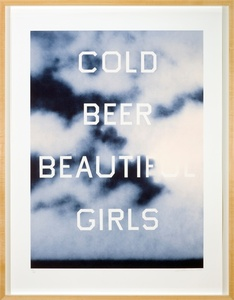 Cold Beer Beautiful Girls