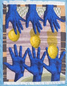 Hands catching