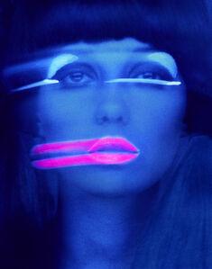 Lip Streaks, Donna Mitchell, New York