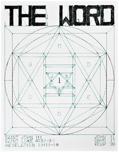 untitled (The Word)