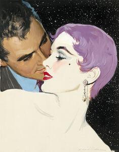 Illustration-Whisper's at night