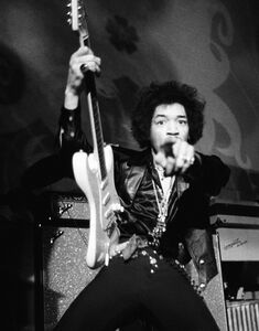 Jimi Hendrix, San Francisco