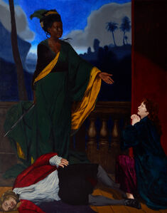 Nanny of the Maroons 'Fifth act of Mercy'