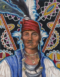The Ladies' Man Nuyaka 1790