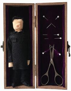 Jong-un Voodoo Doll