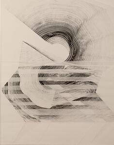 White Fading- - Geometrie Concentriche