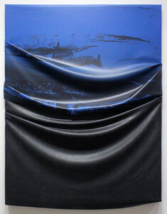 Untitled (blue rubber)