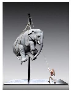 Marta a L'elefante