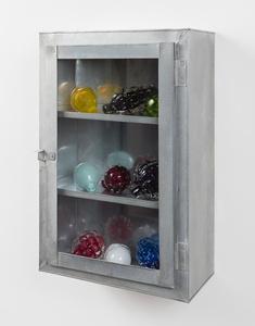 Still Life (metal cabinet)