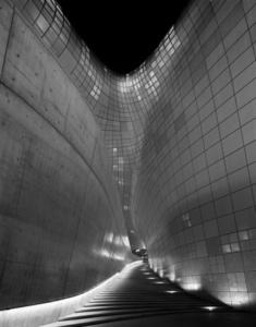 Dongdaemun Design Plaza, Seoul (Architecture by Zaha Hadid)