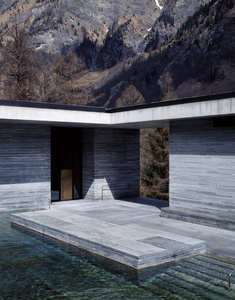 Therme Vals 02 (Architecture by Peter Zumthor)