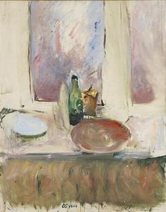 Fönster i ateljén (Studio window)