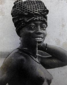 Portrait 11 (Dakar, Africa)