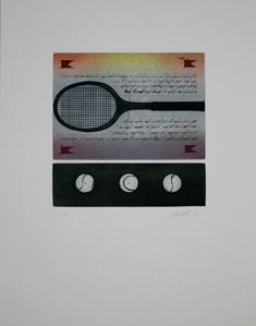 Tennisschläger / Tennis Racquet