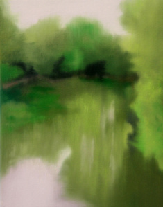 Spring Streams, Chartreuse