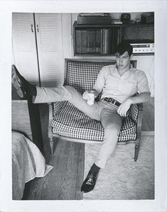 Untitled (Man in Chair) P00109