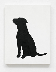 MPDH: Dog (Black/White)