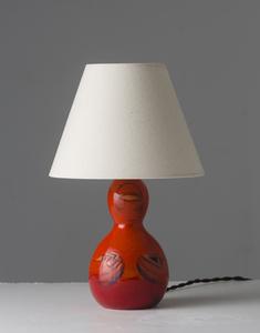Carmine Lamp