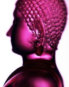 Glass Buddha #10
