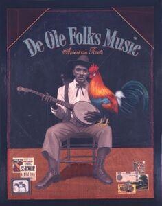 De Ole Folks Music