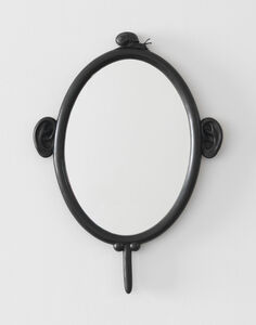 Mirror with a Snail (edition of 12 + 2AP)