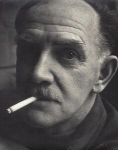 Portrait of Milton Avery