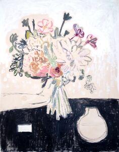 Bouquet In Hand Left