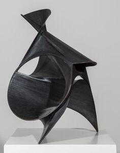 Le Lis Noir (Spiral Construction)