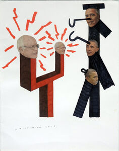Bernie & Obama