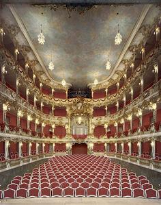 Cuvillies Theatre, Munich, Germany