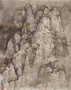 Mind Landscape Series No. 8  胸中丘壑系列8號