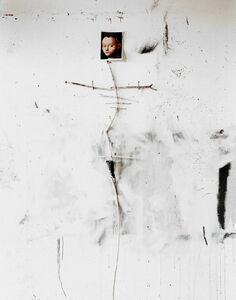 Untitled #290 (skeleton ft. Petrus Christus)