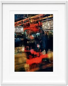 "Marvin E. Newman. Art Edition ""Broadway, Believe It, 1958"""