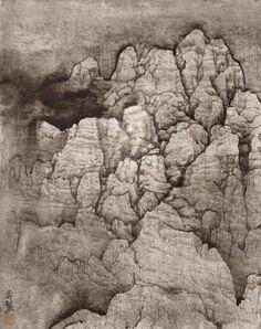 Mind Landscape Series No. 11  胸中丘壑系列11號