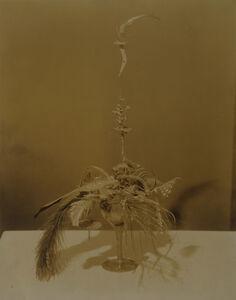 """Baroness Elsa's """"Portrait of Duchamp"""""""