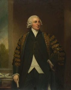 Portrait of Lord Melville