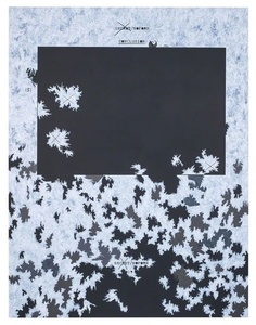 Jenny Holzer: Dust Paintings
