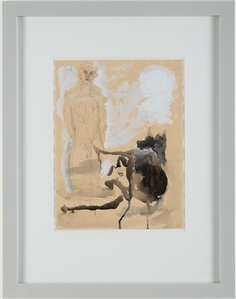 Untitled (The Man and the Bull)