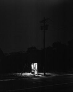 Phone Booth, 3 A.M., Rahway, NJ