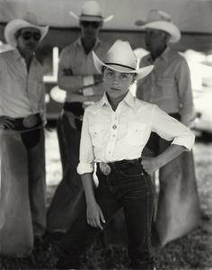 Jennifer at the Rodeo