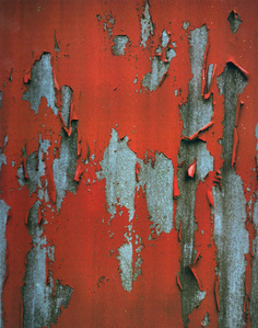 Barn Paint Abstraction, Cape May