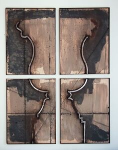 Pattern Vase des Tuileries VI