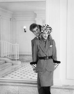 Loulou de la Falaise and Thadee Klossowski, New York