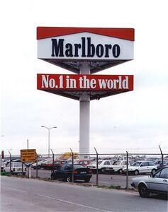 Untitled (Marlboro)