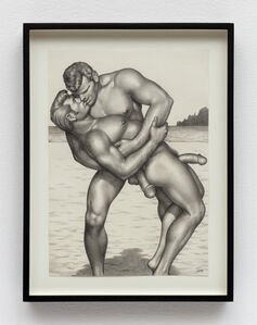 Untitled (From the Buddy Series)