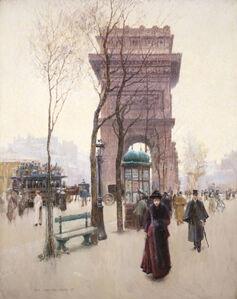 Place de l'Étoile, Paris